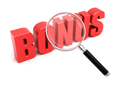 Bonusy pod lupą
